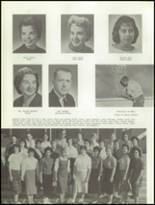 1960 Clairemont High School Yearbook Page 136 & 137
