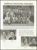 1960 Clairemont High School Yearbook Page 140 & 141