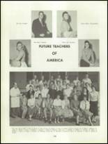 1960 Clairemont High School Yearbook Page 142 & 143