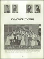 1960 Clairemont High School Yearbook Page 146 & 147