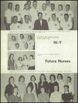 1960 Clairemont High School Yearbook Page 150 & 151