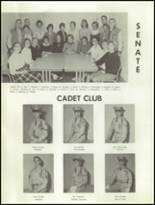 1960 Clairemont High School Yearbook Page 152 & 153