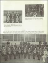 1960 Clairemont High School Yearbook Page 154 & 155