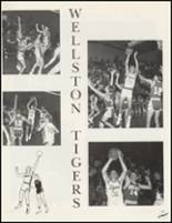 1989 Wellston High School Yearbook Page 28 & 29