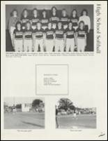 1989 Wellston High School Yearbook Page 34 & 35