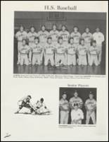 1989 Wellston High School Yearbook Page 36 & 37