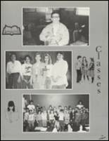 1989 Wellston High School Yearbook Page 42 & 43