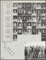 1989 Wellston High School Yearbook Page 52 & 53