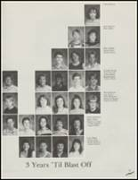 1989 Wellston High School Yearbook Page 54 & 55