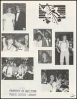 1989 Wellston High School Yearbook Page 60 & 61