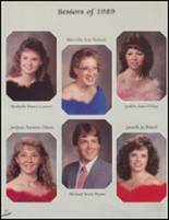 1989 Wellston High School Yearbook Page 74 & 75