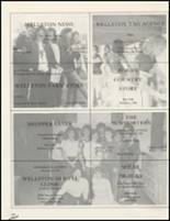 1989 Wellston High School Yearbook Page 90 & 91