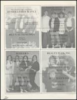 1989 Wellston High School Yearbook Page 92 & 93