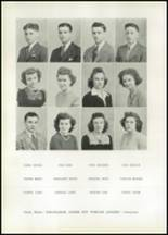 1944 Galion High School Yearbook Page 20 & 21