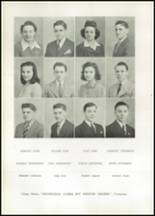 1944 Galion High School Yearbook Page 22 & 23