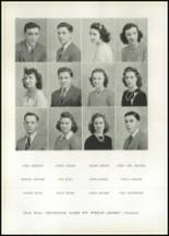 1944 Galion High School Yearbook Page 24 & 25