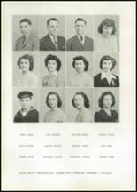 1944 Galion High School Yearbook Page 26 & 27