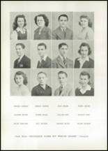 1944 Galion High School Yearbook Page 28 & 29