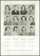 1944 Galion High School Yearbook Page 32 & 33