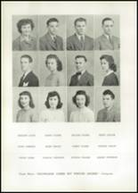 1944 Galion High School Yearbook Page 34 & 35