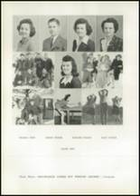 1944 Galion High School Yearbook Page 36 & 37