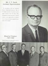 1968 Louisville High School Yearbook Page 18 & 19