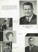 1968 Louisville High School Yearbook Page 20 & 21