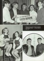 1968 Louisville High School Yearbook Page 26 & 27