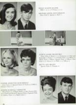 1968 Louisville High School Yearbook Page 32 & 33