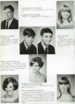 1968 Louisville High School Yearbook Page 36 & 37
