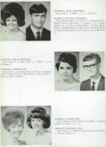1968 Louisville High School Yearbook Page 38 & 39