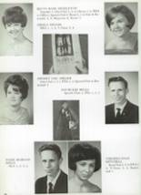 1968 Louisville High School Yearbook Page 42 & 43