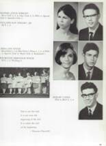 1968 Louisville High School Yearbook Page 50 & 51