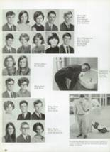 1968 Louisville High School Yearbook Page 54 & 55