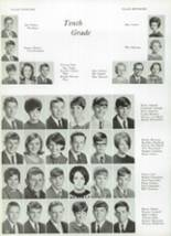 1968 Louisville High School Yearbook Page 58 & 59