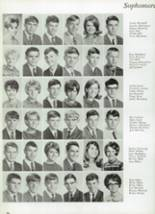 1968 Louisville High School Yearbook Page 60 & 61