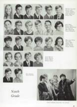 1968 Louisville High School Yearbook Page 66 & 67