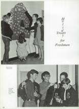 1968 Louisville High School Yearbook Page 70 & 71