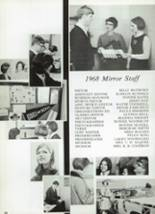 1968 Louisville High School Yearbook Page 92 & 93
