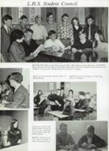 1968 Louisville High School Yearbook Page 98 & 99