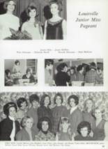 1968 Louisville High School Yearbook Page 100 & 101
