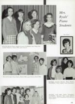 1968 Louisville High School Yearbook Page 128 & 129