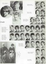 1968 Louisville High School Yearbook Page 154 & 155