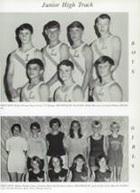 1968 Louisville High School Yearbook Page 176 & 177