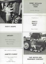 1968 Louisville High School Yearbook Page 206 & 207