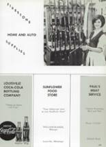 1968 Louisville High School Yearbook Page 212 & 213
