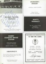 1968 Louisville High School Yearbook Page 214 & 215