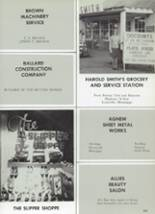 1968 Louisville High School Yearbook Page 220 & 221