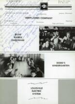 1968 Louisville High School Yearbook Page 222 & 223