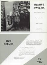 1968 Louisville High School Yearbook Page 228 & 229